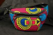 Afrika Tasche Beutel - aus Afrika Stoff - Waxprint