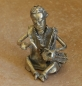 Preview: Afrika Bronze Figur - Musiker