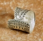 Preview: Ethno Silber Ring - Extravagantes Design